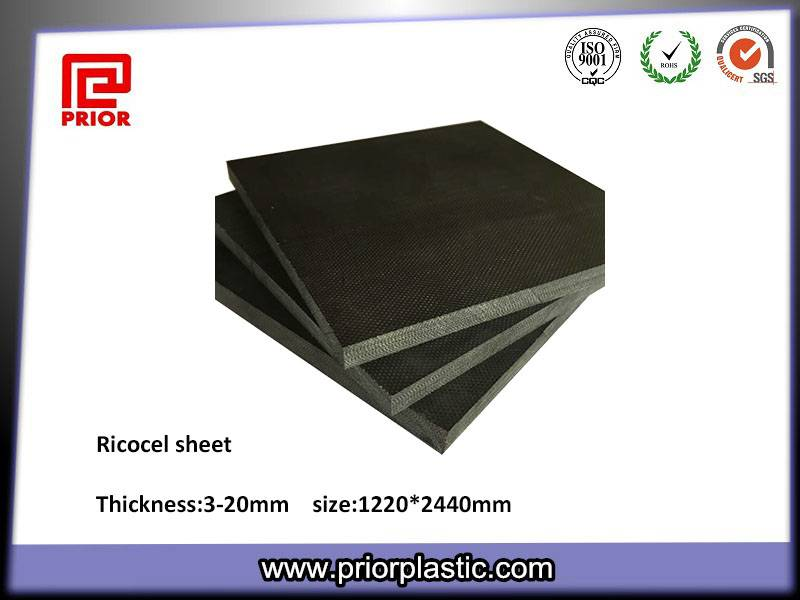 China Manufacturer Ricocell Sheet For Sale