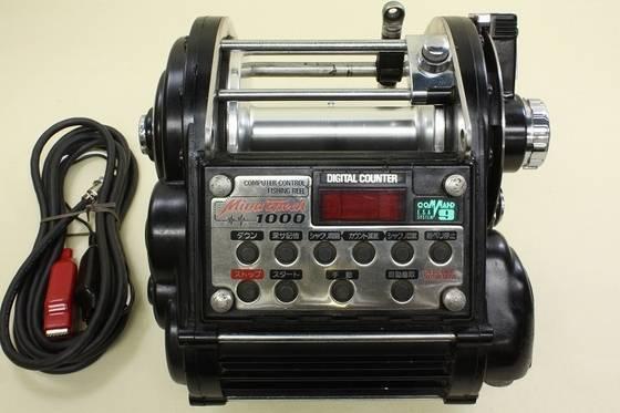 Miya Epoch 1000 COMMAND 9 Big Game Electric Reel