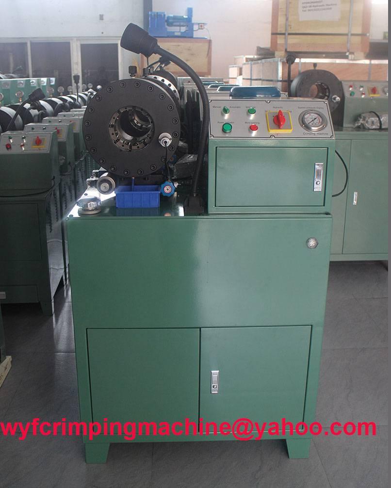 YJK-51z2 Hydraulic Hose Swaging Machine