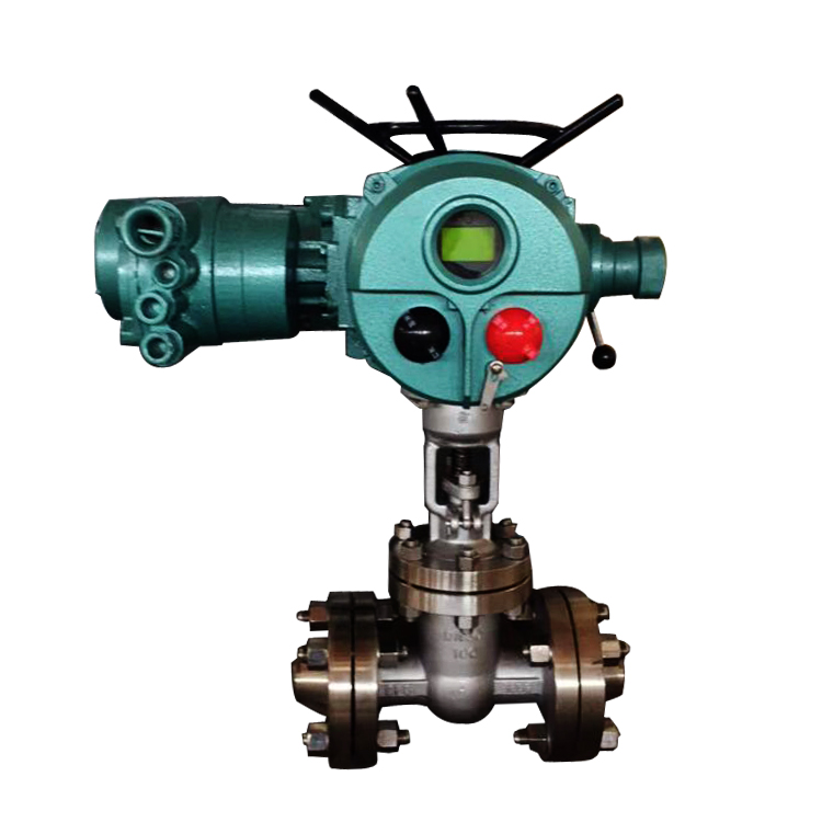 MKZ941H Mine explosion-proof electric gate valve