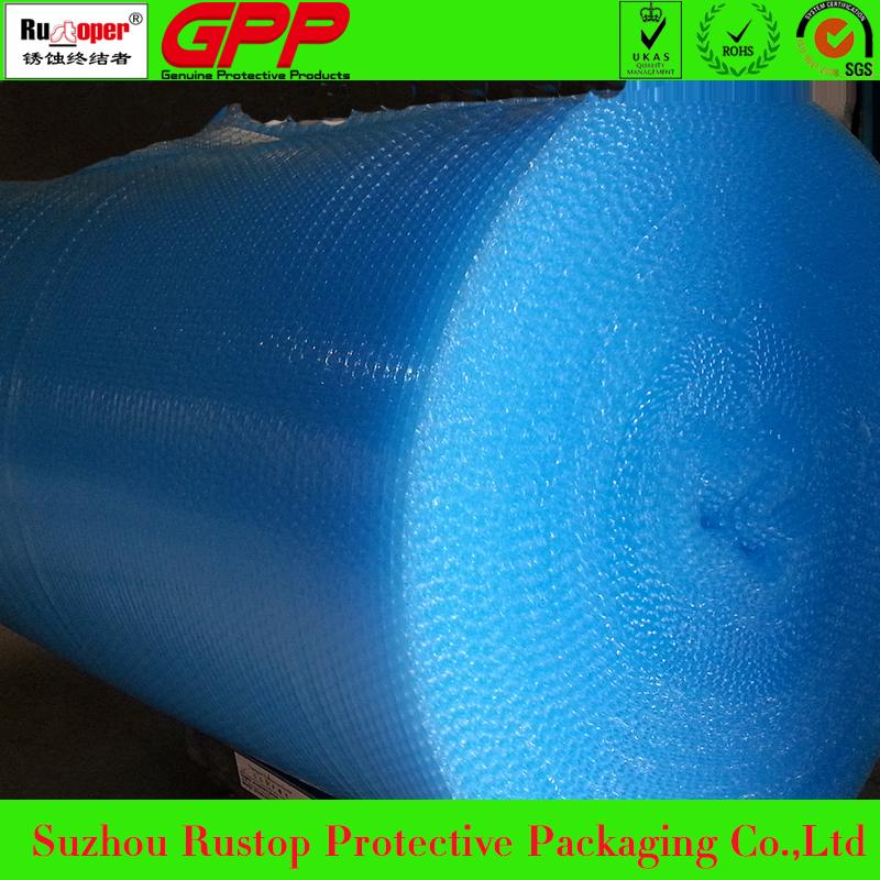 VCI Air Bubble Cushion Plastic Film
