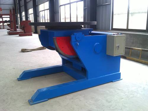 Automatic Welding Positioner