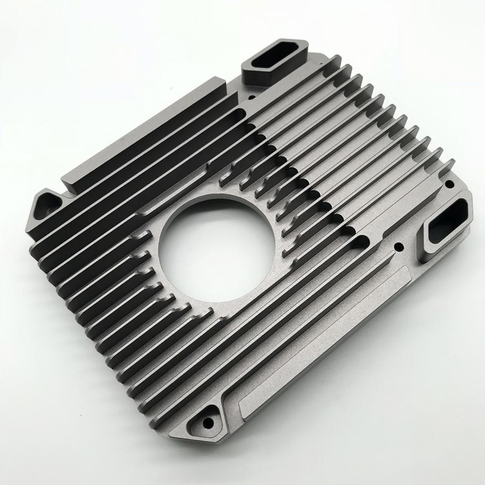 Cheapest Precise Black Anodized SS304 Custom CNC Parts Lathe