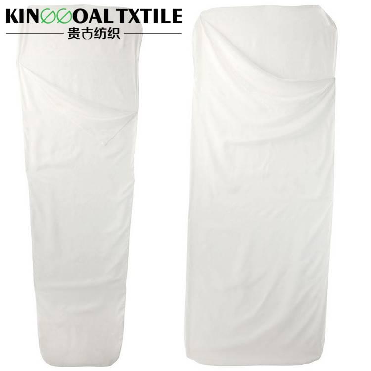 100% Silk sleeping bag sheet liner