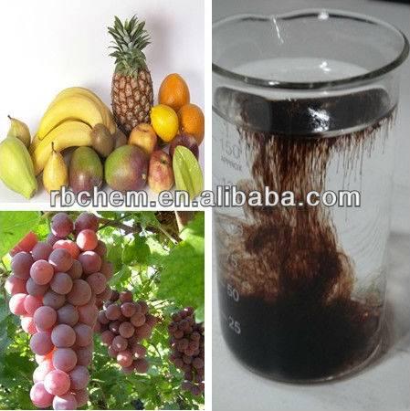 potassium humate organic fertilizer high solublity
