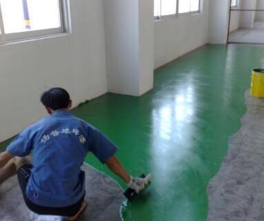 TPU-3018 Epoxy flat coating Topu factory
