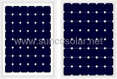 120w poly crystalline solar module SST-120WP