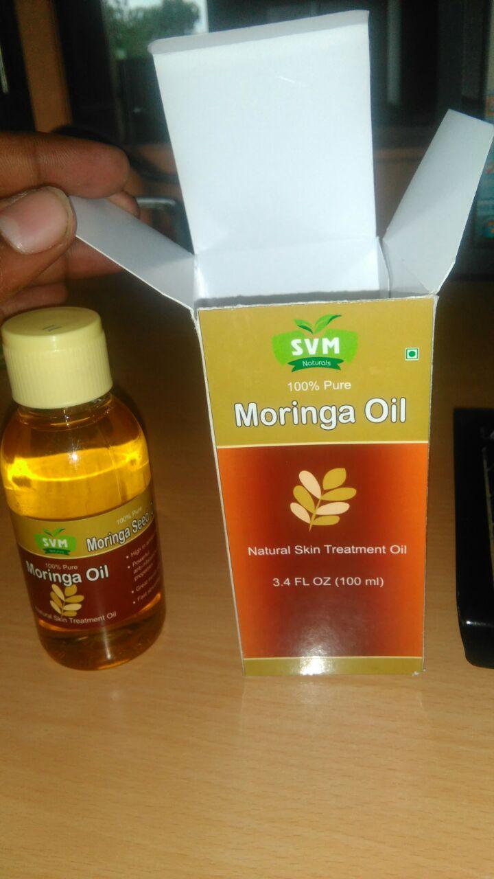 Global Brand Moringa Seed Oil Exporters India