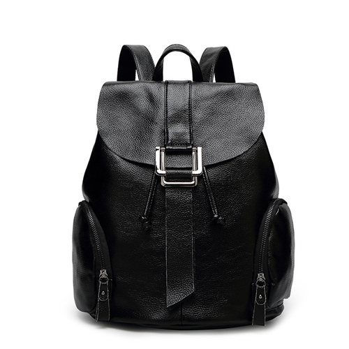 Sell Leather Backpack PF6195