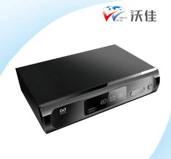 168 mm DVB-T2 TV Tuner Set Top Box