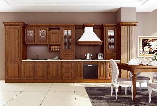 modern MDF kitchen cabinet furniture