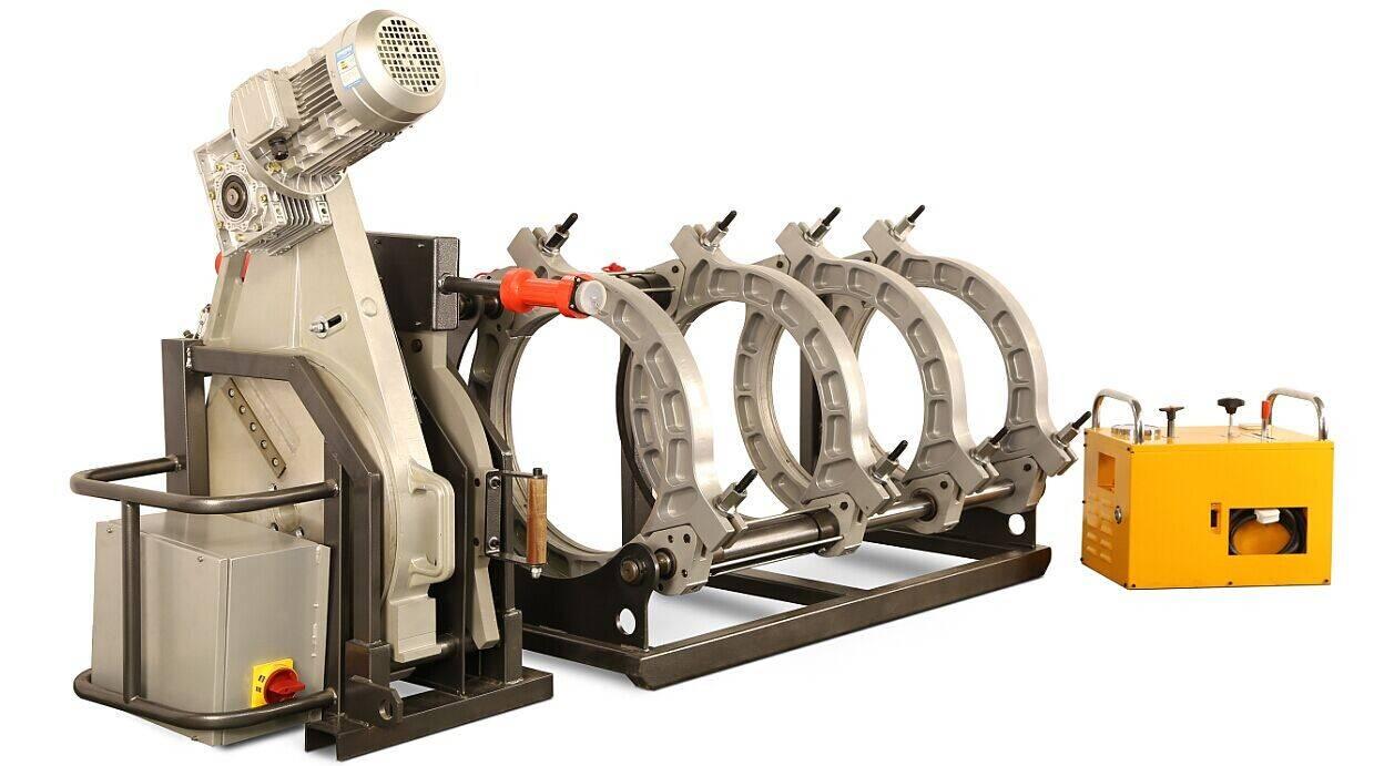 Automatic Butt Fusion Machine
