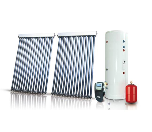 Split Active Heat Pipe Solar Hot Water Heater with Great Price