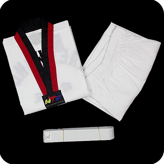 UWIN Wholcesale Classic design souvenirs taekwondo uniform