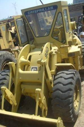 Used CAT950 wheel loader