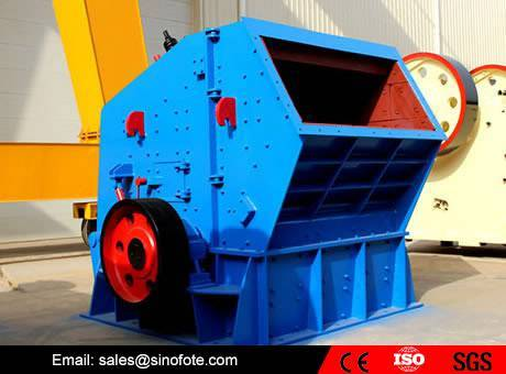 Best price mining stone impact crusher