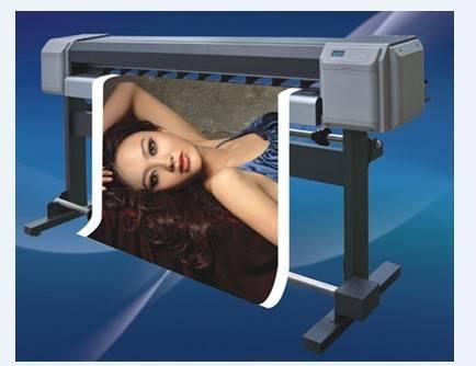1400DIP DX5 head solvent printer