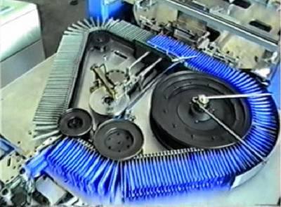 TechAdhesion Stacker (glue machine)