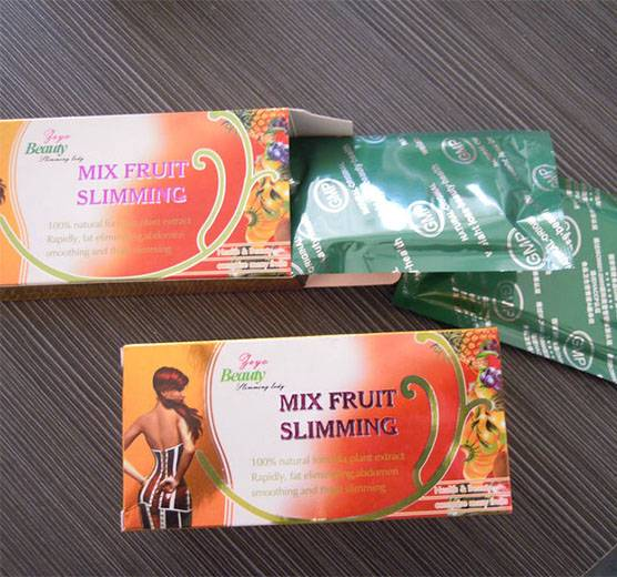 Hot! Mix Fruit Weight Loss Slimming Capsule