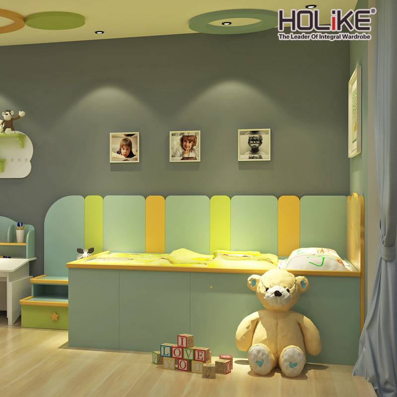 Guangzhou Holike Kids Room Furniture