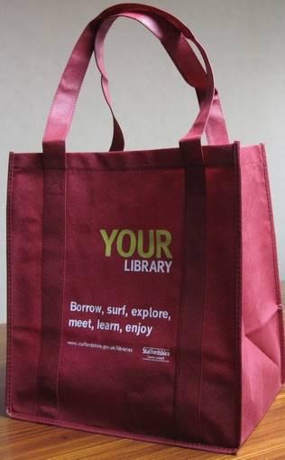 Non-woven shopping bags-001