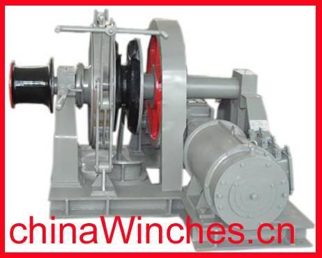 Electric or Hydraulic Anchor Marine Windlass
