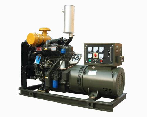50kw diesel generator set, with ATS and silent box