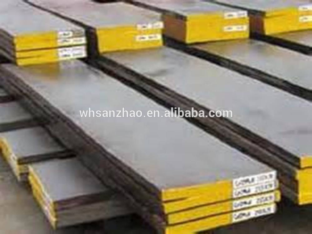 O2 forged flat steel plates