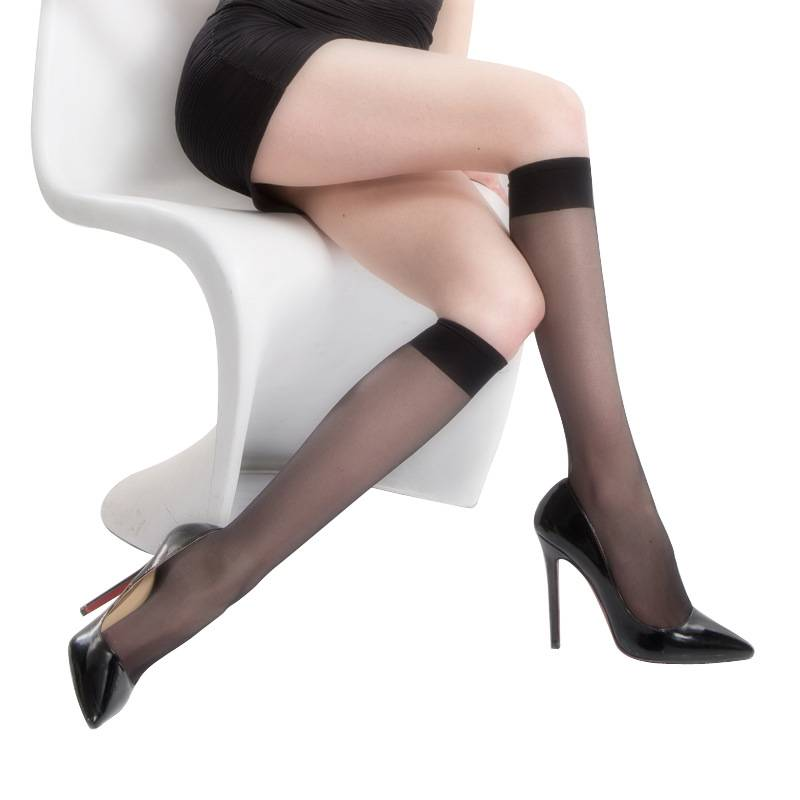 15D Knee Highs Stockings