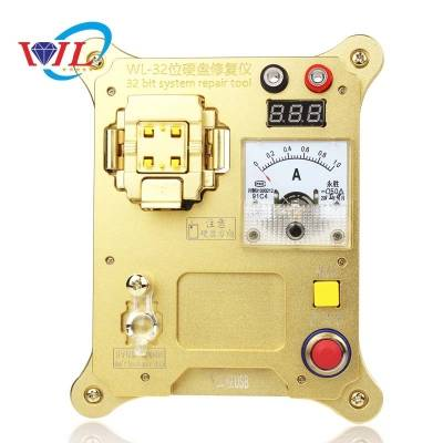 WL 32Bit iPhone 4 4S 5 5C hard-disk test fixture NAND Flash repair tool
