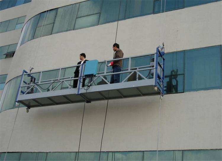 Manufacturer of ZLP Series Suspended Platform,Construction Cradle,Gondola Lift