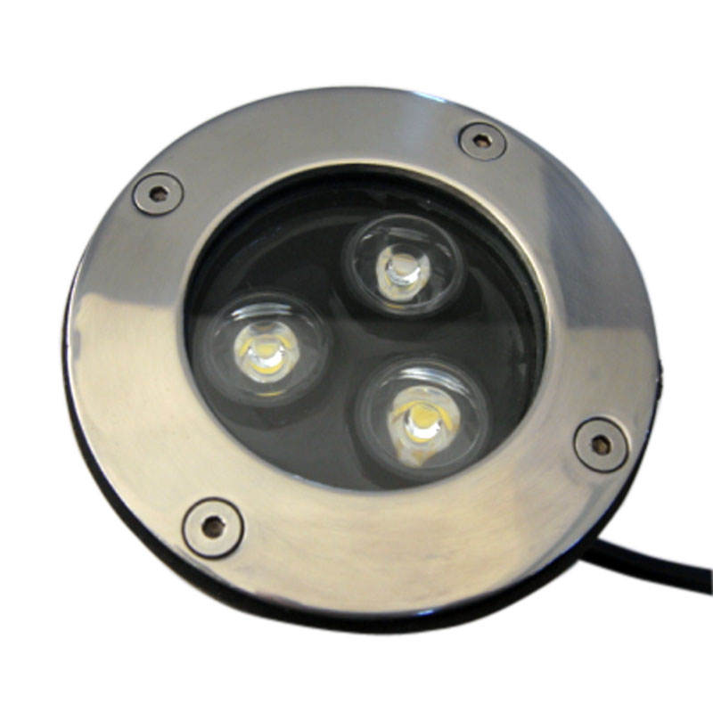 3W led inground light