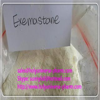 High quality Exemestane,Exe,CAS107868-30-4,99% Pur