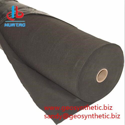 PET Polyester Nonwoven Geotextile Fabric