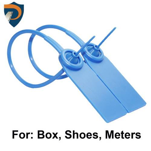 DP-200RY Metal Lock High Security Plastic Container Seal