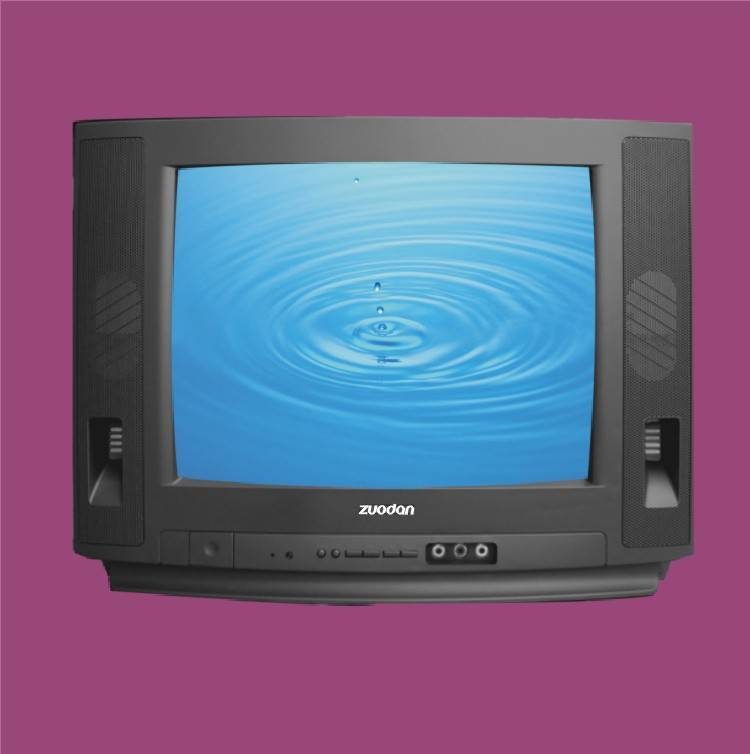 ZD-14B Digital colour TV