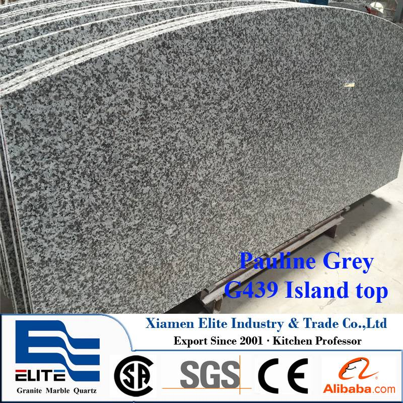 Pauline Grey G439 Granite Island Top