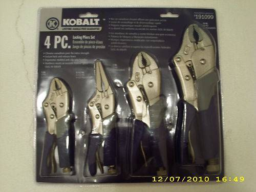 locking pliers sets