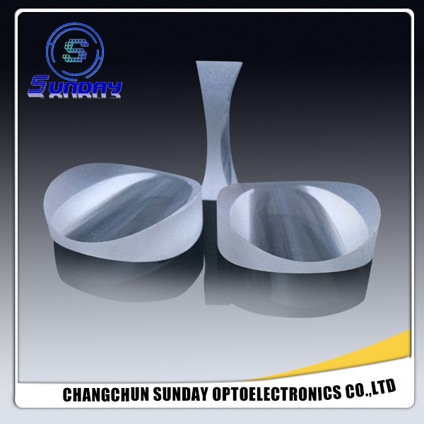 Bi Concave Cylindrical Lens Optical Glass