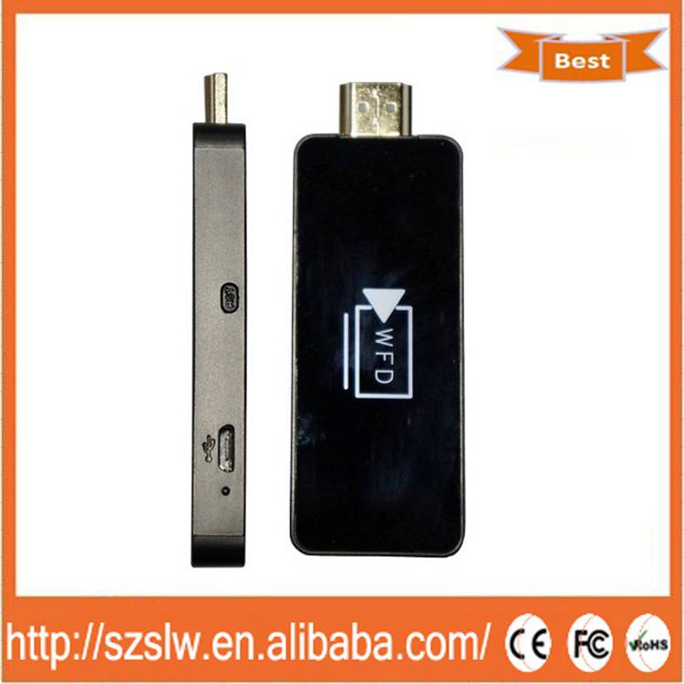 oem wifi dongle miracast dongle mini pc android tv box codi