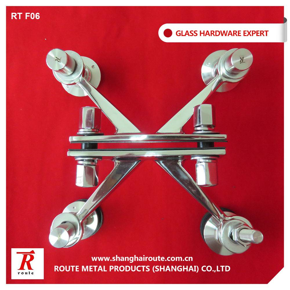 curtain wall glass spider glass fittings with low price