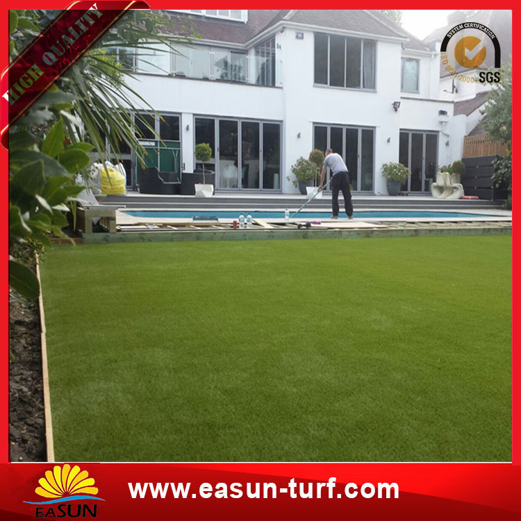 Landscape Decoration Synthetic Grass turf For Garden-Donut
