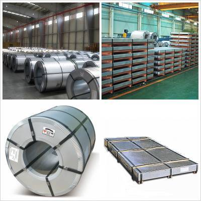 Cold Rolled Steel (CR)