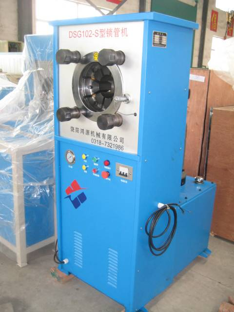 DSG-102 Large scale hose crimping machine/hydaulic hose pressing machine