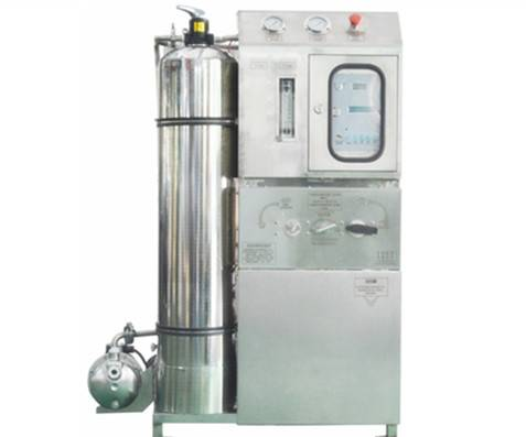 Small-size Island Resorts Pure Series 500L/D to 10,000L/D