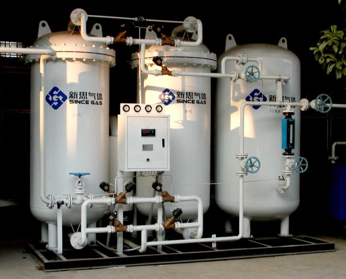 Fully Automatic High Purity 99.9995% Hydrogen Dryer Equipment for Chemical