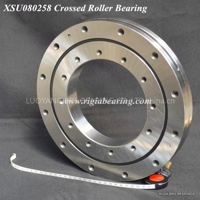 XSU080258 crossed roller bearing for machine tools