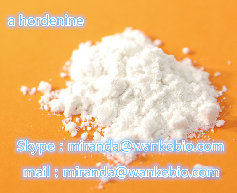 a hordenine 539-15-1 C10H15NO maf bk etizolam 2fdck mail/skype:miranda(@)wankebio.com