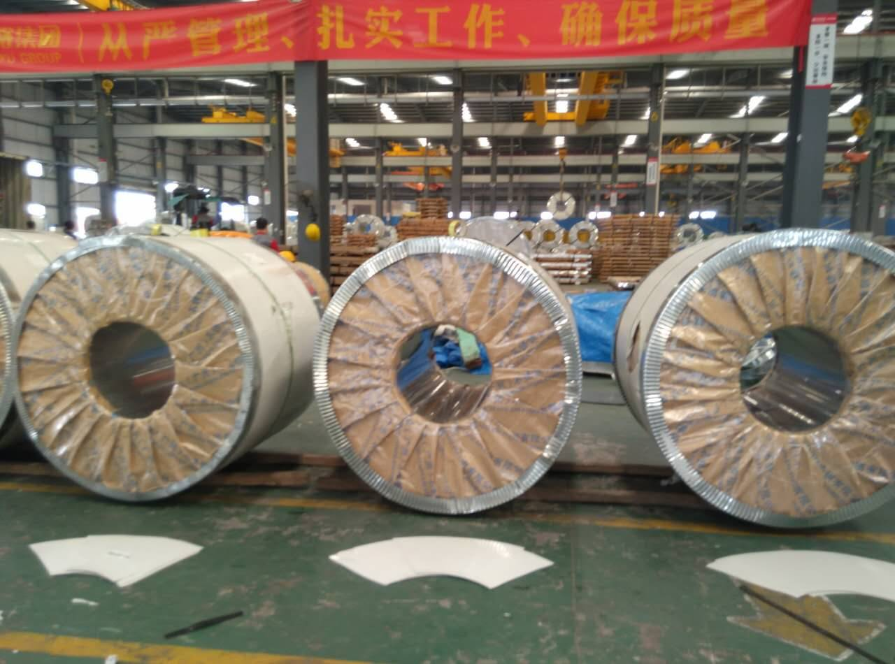 201 2B Hongwang stainless steel coil with competitive price