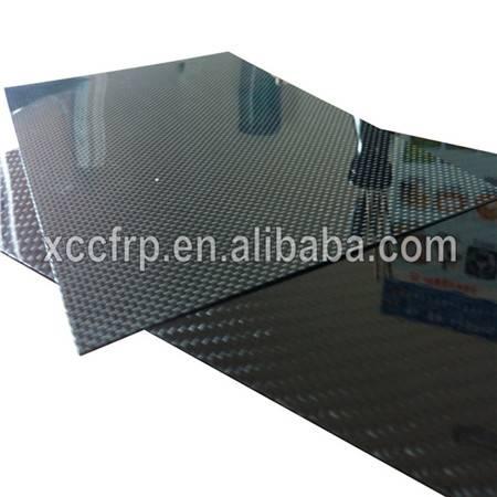 prepreg glossy carbon fibre flat sheet 1000*1200mm,carbon fibre plate